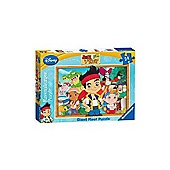 Jake And The Neverland Pirates Giant Floor Puzzle
