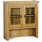 Kelburn Furniture Veneto Rustic Oak Dresser Top
