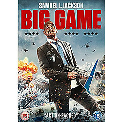 Big Game DVD