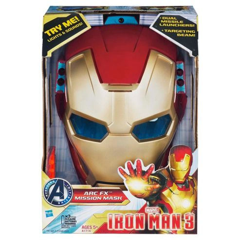 Iron Man 3 Electronic Mission Mask