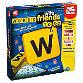 Words with Friends Travel Game