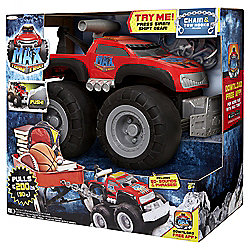 Max Tow Max Truck Red