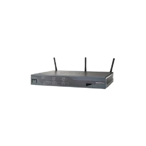 Cisco 887 Multi-mode VDSL2/ADSL2+ over POTS Secure Router supporting HSPA+/HSPA/UMTS/EDGE/GPRS-Global SKU with Embedded 3.7G MC8705