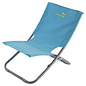Easy Camp Wave Folding Beach Chair, Blue