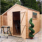 Mercia Garden Products Shiplap Combi Store