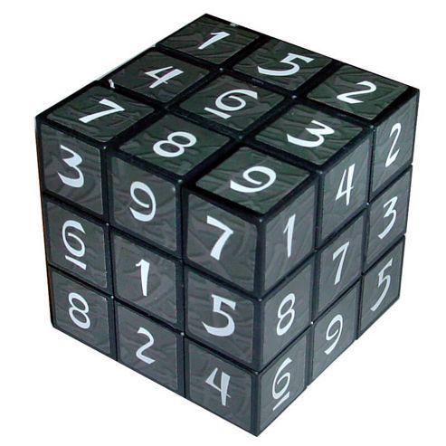 Funtime Sudokube, 3D Sudoku