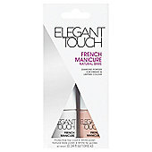 Elegant Touch Rapid Dry French Manicure Bare