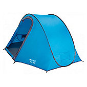 Vango 2 man Pop 200 Outdoor Dome Tent Blue
