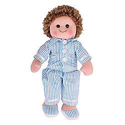 Bigjigs Toys Arthur 34cm Doll