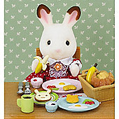 Breakfast Set - Sylvanian Families Figures 5024