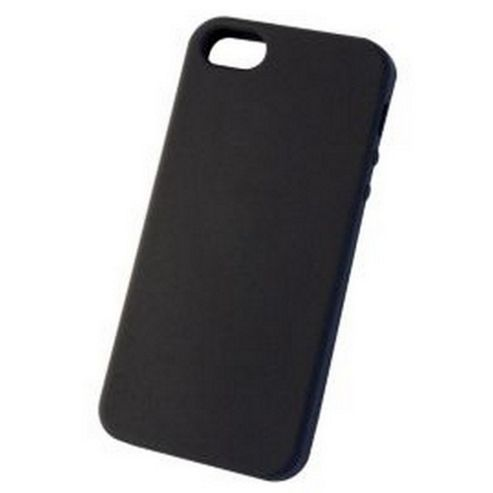 Tortoise™ Soft Silicone Case iPhone 5 Black