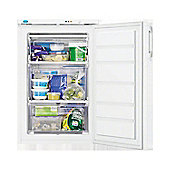Zanussi ZFT11105WA Freezer 550mm Width with A+ Energy Rating in White
