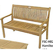 Royal Craft Hamilton 2 Seater Bench