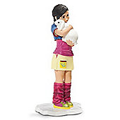 Schleich Girl With Rabbit 13902