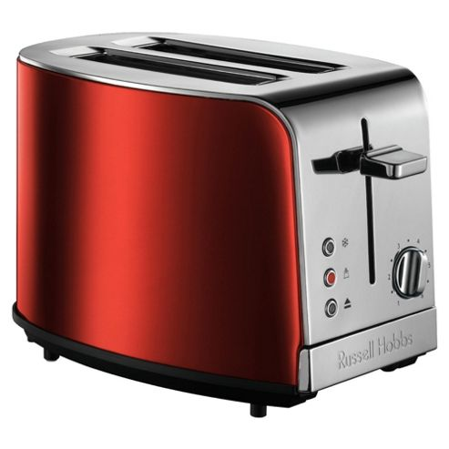 Russell Hobbs 19350 2 Slice Toaster - Red