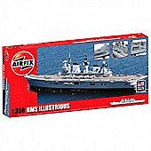 HMS Illustrious (A14201) 1:350