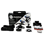iON Bike Helmet Action Camera Mount Kit