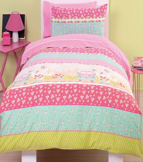 buy sweet dreams girls single bedding from our duvet. Black Bedroom Furniture Sets. Home Design Ideas