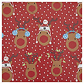 Rudolph Christmas Wrapping Paper 4m