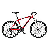 "Claud Butler Trailridge 1.3 Mens' 22"" Red Mountain Bike"