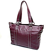 Mia Tui Baby Changing Bag - Minnie Amelie Aubergine
