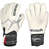 Reusch Waorani Pro X1 Special Goalkeeper Gloves - White