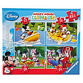 Ravensburger Mickey Mouse Clubhouse In Box