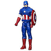 "Marvel Avengers 12"" Captain America Figure"