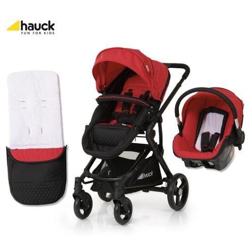 Hauck Colt Travel System, Caviar/Tango