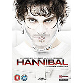 Hannibal Season Two Boxset DVD 4 Disc