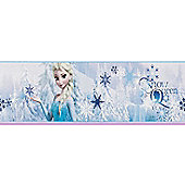Disney Frozen Wallpaper Border - The Snow Queen