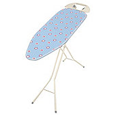 Addis Small Ironing Board Cover- blue flower design