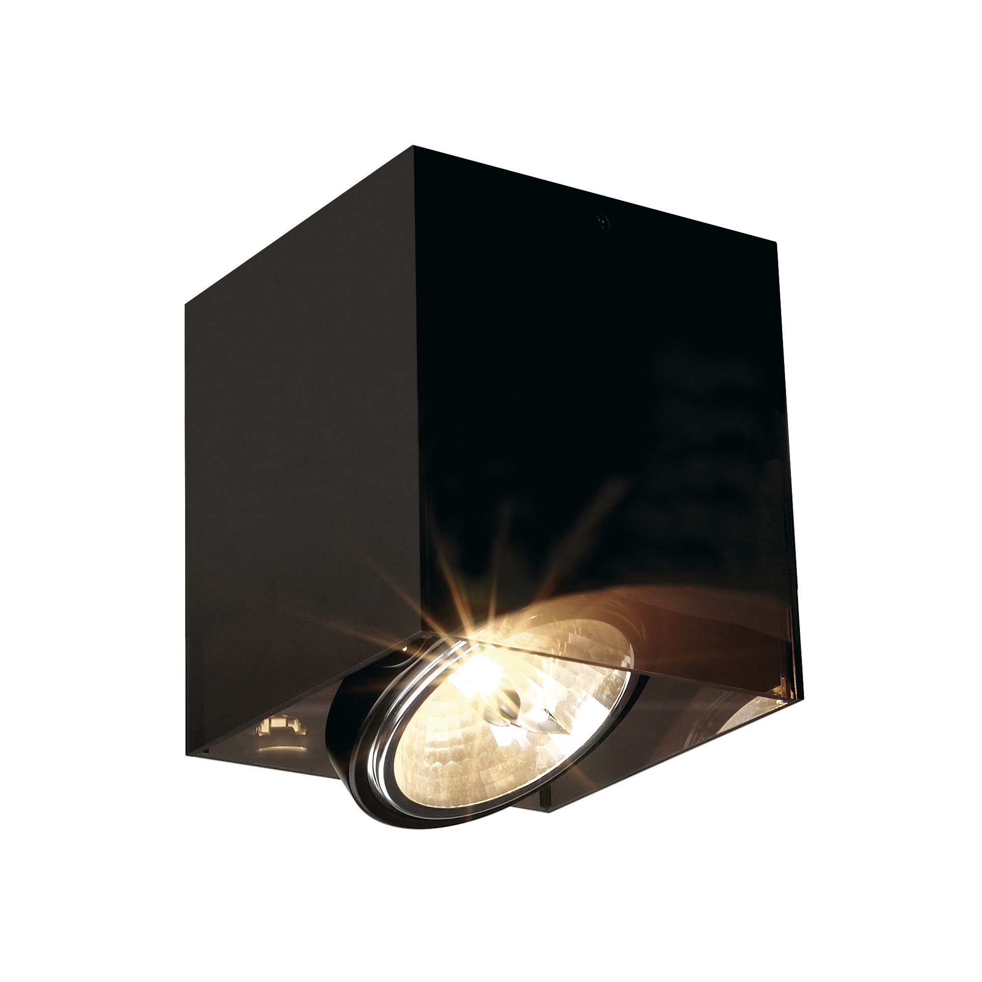 Slv Spot Light In Black