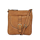 F&F Textured Cross-Body Bag