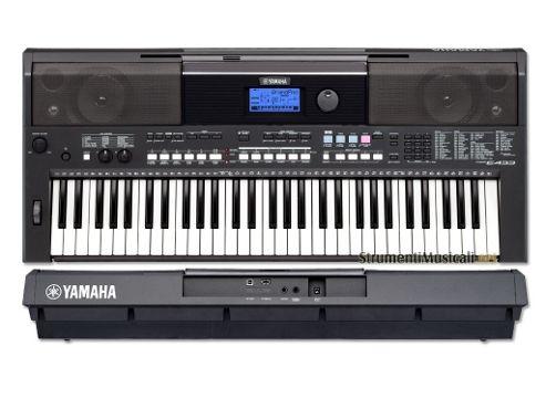 Yamaha PSR-E433 61 key portable keyboard