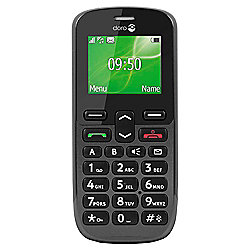 Tesco Mobile Doro PhoneEasy® 508 Black