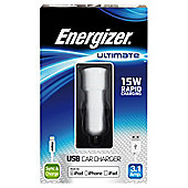 Energizer Ultimate In Car Charger Lightning