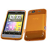 ProGel Skin Case - HTC Salsa - Orange