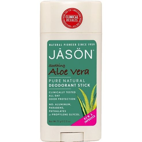 Aloe Vera Deodorant Stick Organic