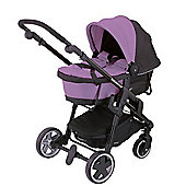 Kiddy Click n Move 3 Carrycot (Lavender)