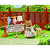 Sylvanian Families - Washing Day Set
