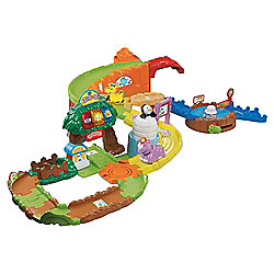 VTech Toot Toot Animals Safari Adventure Park Playset