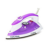 Morphy Richards 300204 Breeze Steam Iron 300ml, 2200W - Lilac