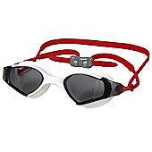 Aropec Obsever 3D Gasket Design Triathlon Goggles - White - White