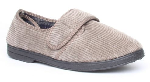 slipper club mens freddie slippers. Black Bedroom Furniture Sets. Home Design Ideas