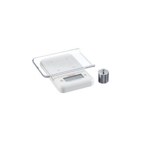 Soehnle 0.5 kg Ultra Precision Digital Scale in White