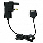 Mains Travel Charger For Apple 30 Pin