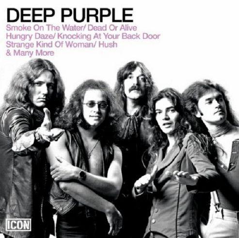 Deep Purple - Icon