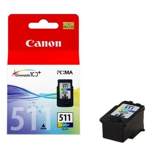 Canon CL-511 Colour Ink Cartridge