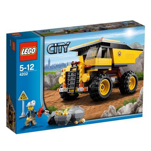 LEGO City Mining Truck 4202